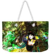 An Enchanted Moment Weekender Tote Bag