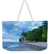 An Evening At The Chapel Weekender Tote Bag