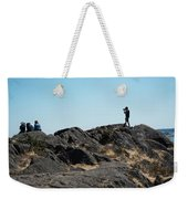 An Excellent Shot Weekender Tote Bag