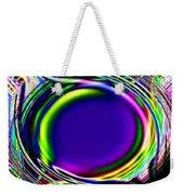 An Eye For Color Weekender Tote Bag