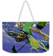 An Eye For The Camera Weekender Tote Bag