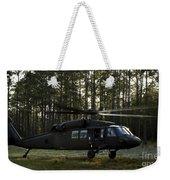 An Hh-60 Pave Hawk Evacuates Injured Weekender Tote Bag