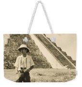 An Informal Portrait Of Photographer Weekender Tote Bag