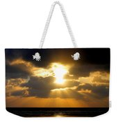 An Inspiring Evening Weekender Tote Bag