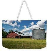 An Iowa Farm Weekender Tote Bag