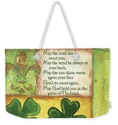 An Irish Blessing Weekender Tote Bag