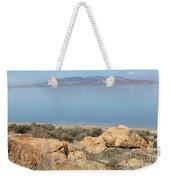 An Island View 2 Weekender Tote Bag