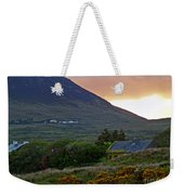 An Ivy Covered Cottage Weekender Tote Bag