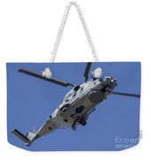 An Nh90 Helicopter Of The French Navy Weekender Tote Bag
