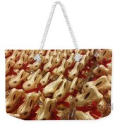An Ocean Of Bunnies Weekender Tote Bag