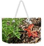 An Oddity Of Nature Weekender Tote Bag
