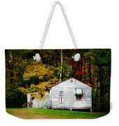 An Old Abandoned House Weekender Tote Bag