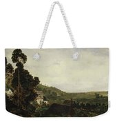 An Old Chapel In A Valley Weekender Tote Bag