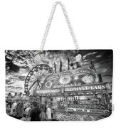 An Old Fashioned Carnival Weekender Tote Bag
