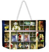 An Old Fashioned Christmas Wish Weekender Tote Bag by Chris Armytage
