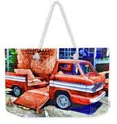 An Old Pickup Truck 2 Weekender Tote Bag