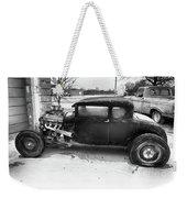 An Older Model Weekender Tote Bag