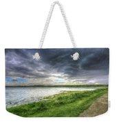 An Ordinary British Sky Weekender Tote Bag