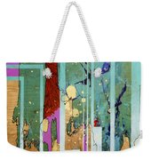An Overwhelming Fear Of Sharks Weekender Tote Bag