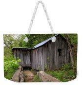 An Ozark Mill Weekender Tote Bag