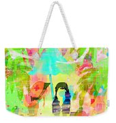 An Unexpected Enchantment Weekender Tote Bag