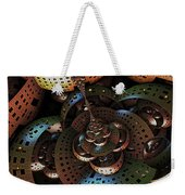 An Unusual Perspective... Weekender Tote Bag
