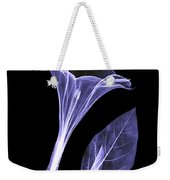 An X-ray Of A Datura Flower Weekender Tote Bag