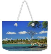Anaehoomalu Bay Weekender Tote Bag