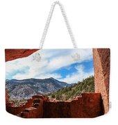 Anasazi Cliff Dwellings #21 Weekender Tote Bag
