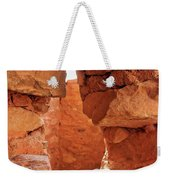 Anasazi Cliff Dwellings #8 Weekender Tote Bag
