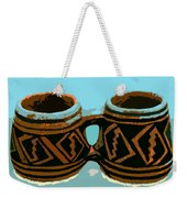 Anasazi Double Mug Weekender Tote Bag