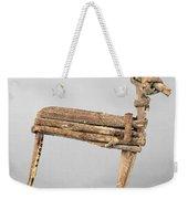 Anasazi Split-twig Figure Weekender Tote Bag