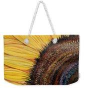 Anatomy Of A Sunflower Weekender Tote Bag