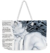 Anatomy Of Pain Weekender Tote Bag