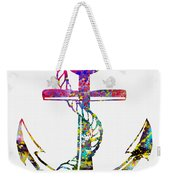 Anchor-colorful Weekender Tote Bag