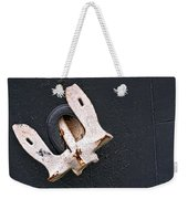 Anchor Stowed Weekender Tote Bag