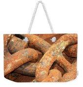 Anchored 1 Weekender Tote Bag