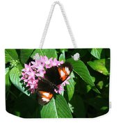 Anchored Down - Butterfly Weekender Tote Bag
