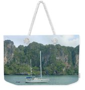 Anchored In Paradise Weekender Tote Bag