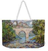 Ancient Bridge Weekender Tote Bag