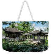 Ancient Chinese Architecture Weekender Tote Bag