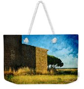 Ancient Church - Italy Weekender Tote Bag