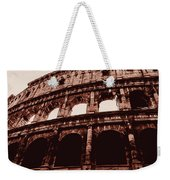Ancient Colosseum, Rome Weekender Tote Bag