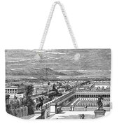 Ancient Corinth, C1894 - To License For Professional Use Visit Granger.com Weekender Tote Bag