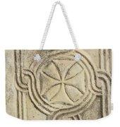 Ancient Cross Pattee Weekender Tote Bag