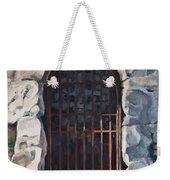 Ancient Door Weekender Tote Bag