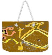 Ancient Drawings Weekender Tote Bag