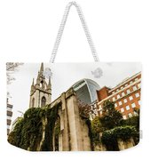 Ancient Enclave Weekender Tote Bag