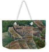 Ancient Fort Weekender Tote Bag