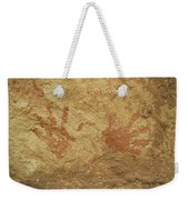 Ancient Hands Weekender Tote Bag
